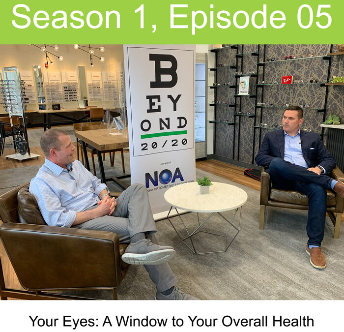 Your Eyes: A Window to Your Overall Health