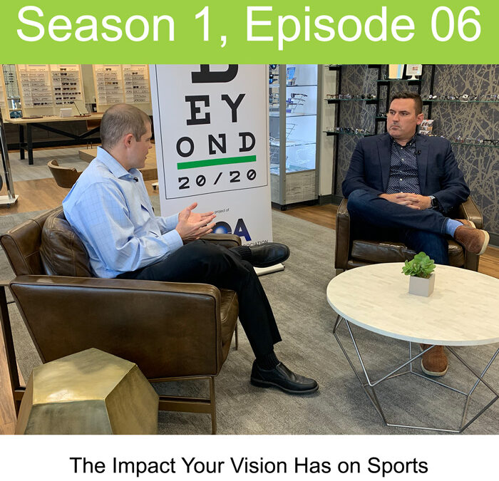 Seeing to Win: The Impact Your Vision Has on Sports