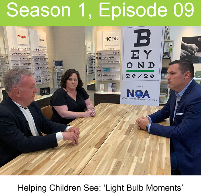 Helping Children See: 'Light Bulb Moments'